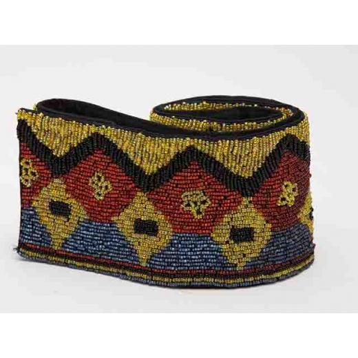 Cleopatra Vintage Beaded Belt
