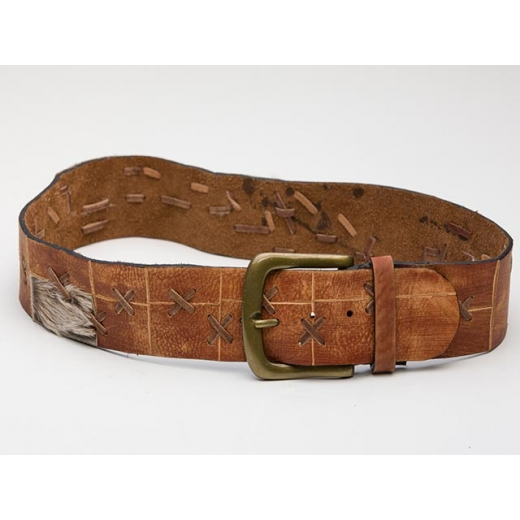 Dixie Chick Vintage Cowhide Leather Belt