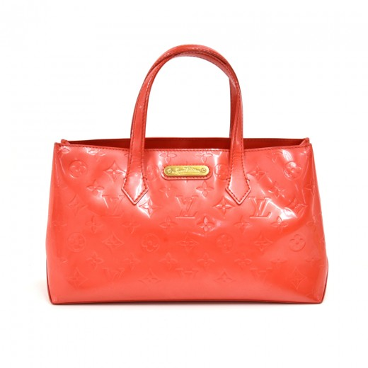 Louis Vuitton Willshire Orange Sunset Monogram Ver...