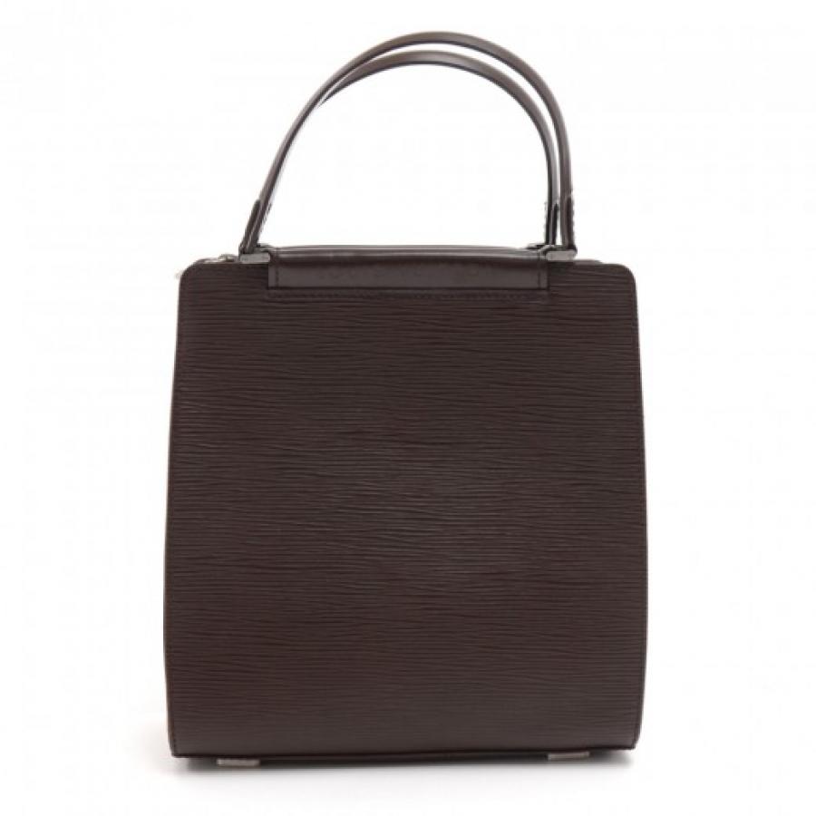 Louis Vuitton Figari PM Brown Epi Leather Handbag