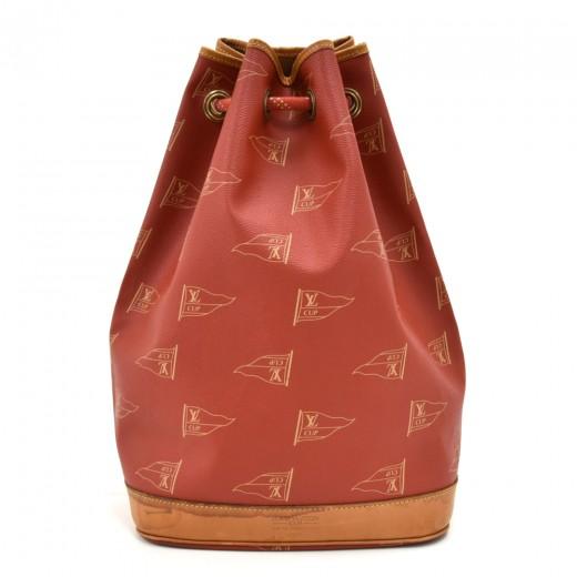 Vintage Louis Vuitton Saint Tropez LV Cup Limited ...