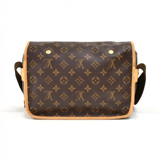 Louis Vuitton Congo PM Monogram Canvas Messenger Bag