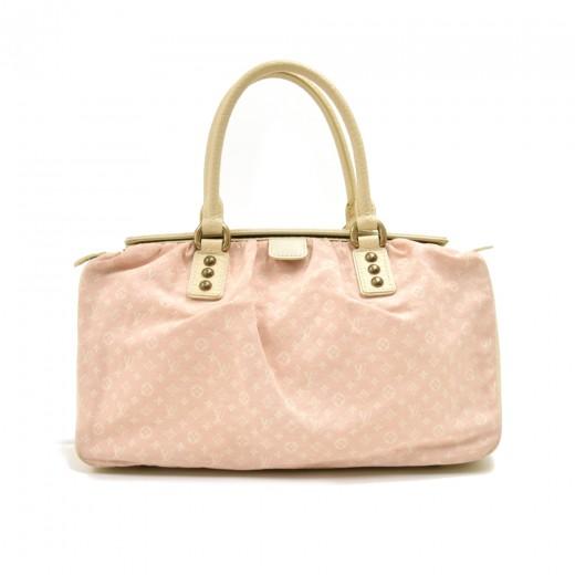 Louis Vuitton Trapeze GM Rose Pink Monogram Mini L...
