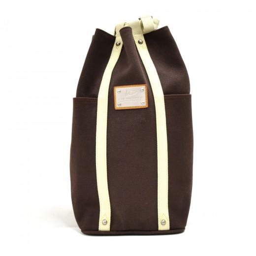 Louis Vuitton Randonnee LV Cup Brown Antigua Canva...