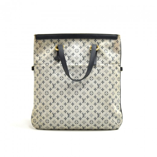 Louis Vuitton Francoise Khaki Mini Monogram Canvas...