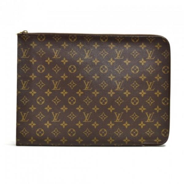 Vintage Louis Vuitton Poche Documents Monogram Can...