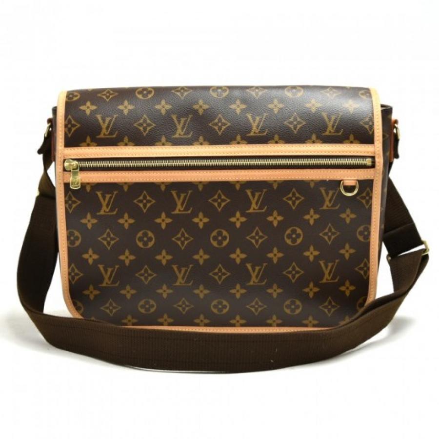 Louis Vuitton Bosphore GM Monogram Canvas Messenger Bag