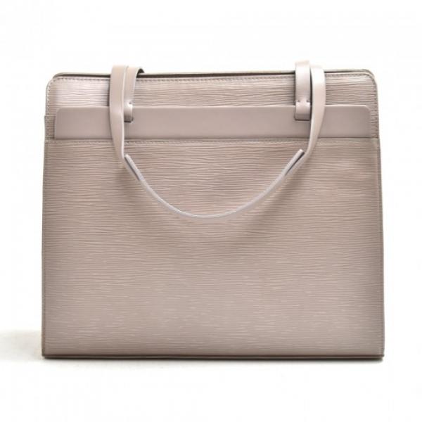 Louis Vuitton Croisette PM Lilac Epi Leather Handb...