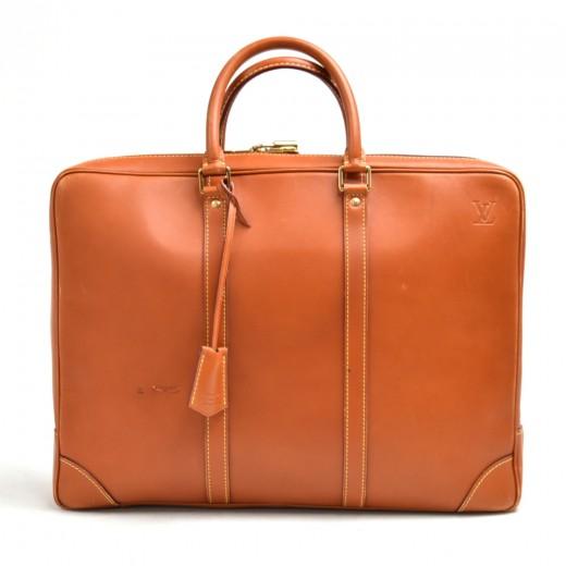 Louis Vuitton Porte Documents Voyage Nomade Leathe...