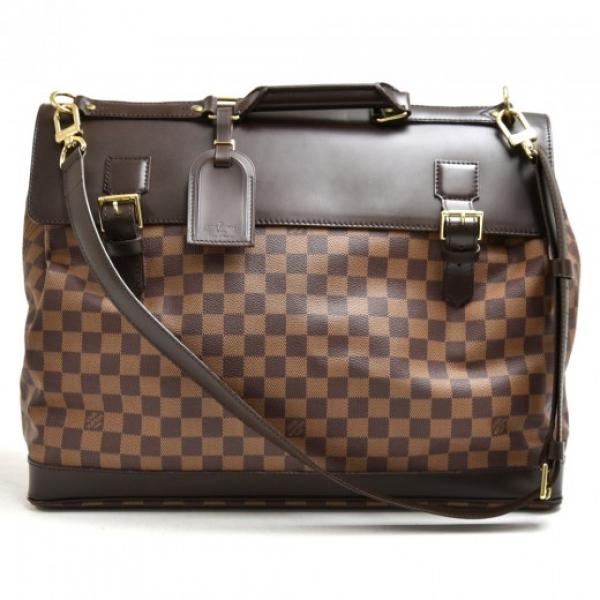 Vintage Louis Vuitton West End PM Ebene Damier Can...