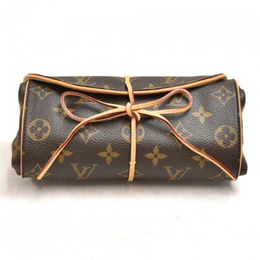 Louis Vuitton Trousse Bijoux Pliable Jewelry Case ...