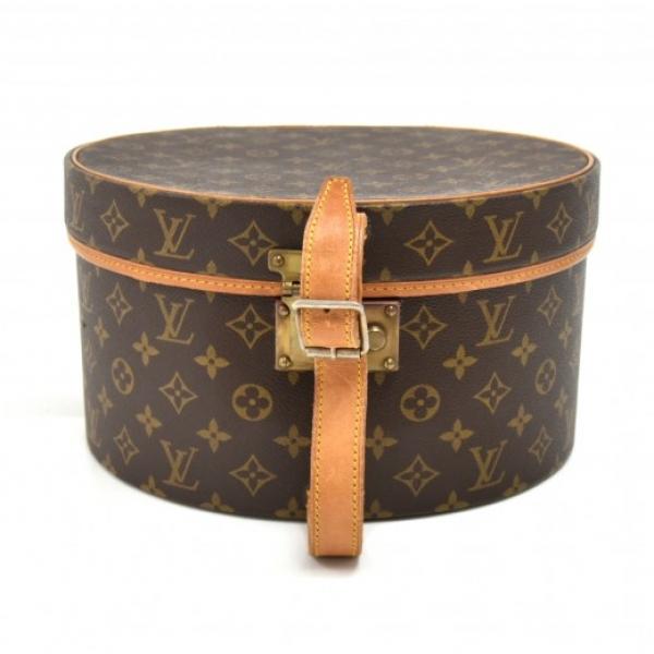 Vintage Louis Vuitton Boite Chapeaux 30 Monogram C...